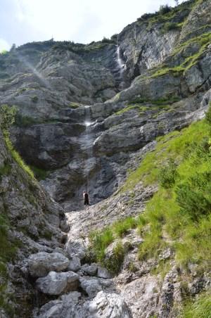 Wasserfall - Mariensteig