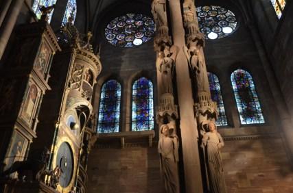 Straßburger Münster mit Astronomischer Uhr
