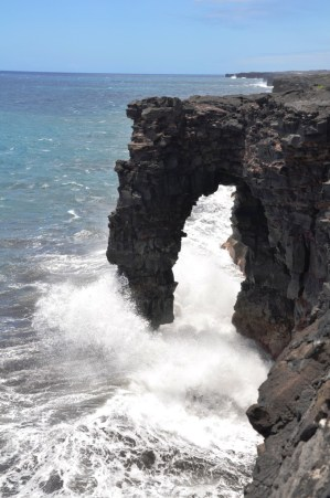 Holei Sea Arch - Lavabogen