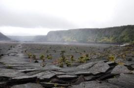 Einmal quer durch die Kaldera