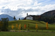 Annakircherl in Achenkirch im Herbst