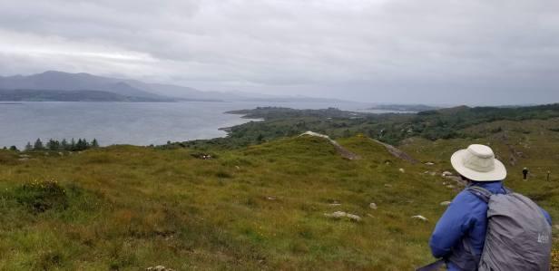view of beara peninsula