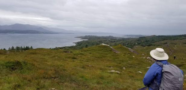 view of beara peninsula