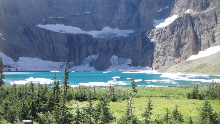 iceberg lake 2