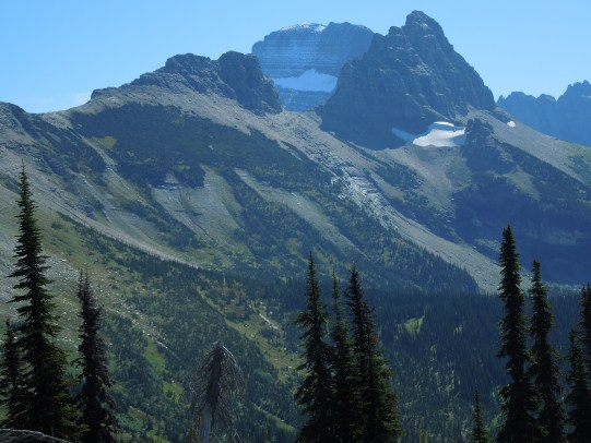 view of mount gould