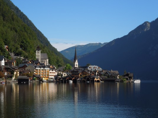 lake and Hallstatt 2
