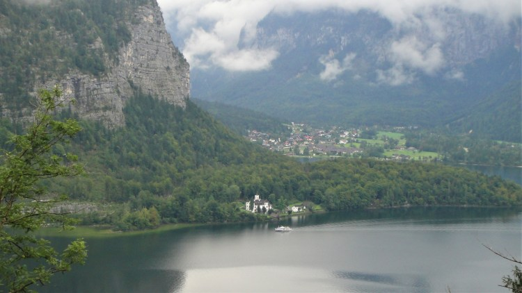 views of Hallstattersee