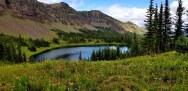 Heather Lake, Hyalite 1
