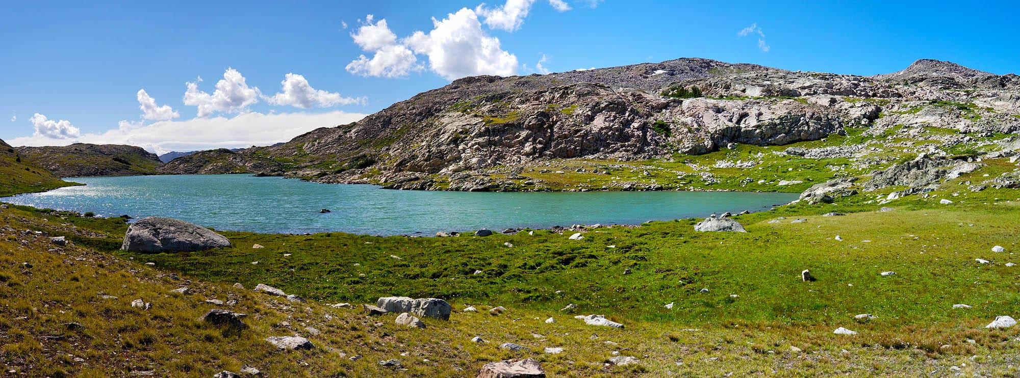 Rainbow Lake, Wyoming, Cloud Peak Wilderness