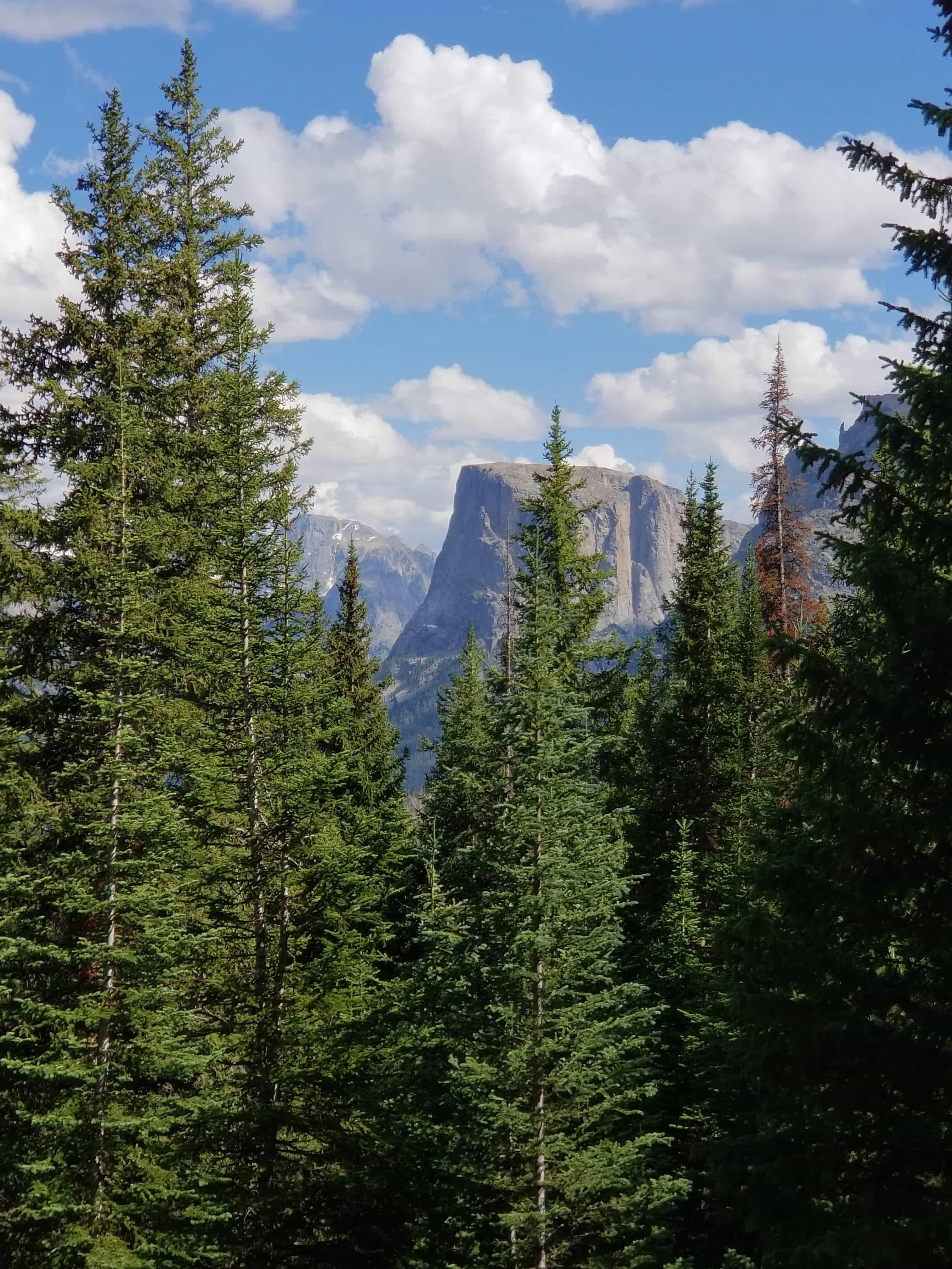 Twin Lakes trail, Wind River Range, Wyoming