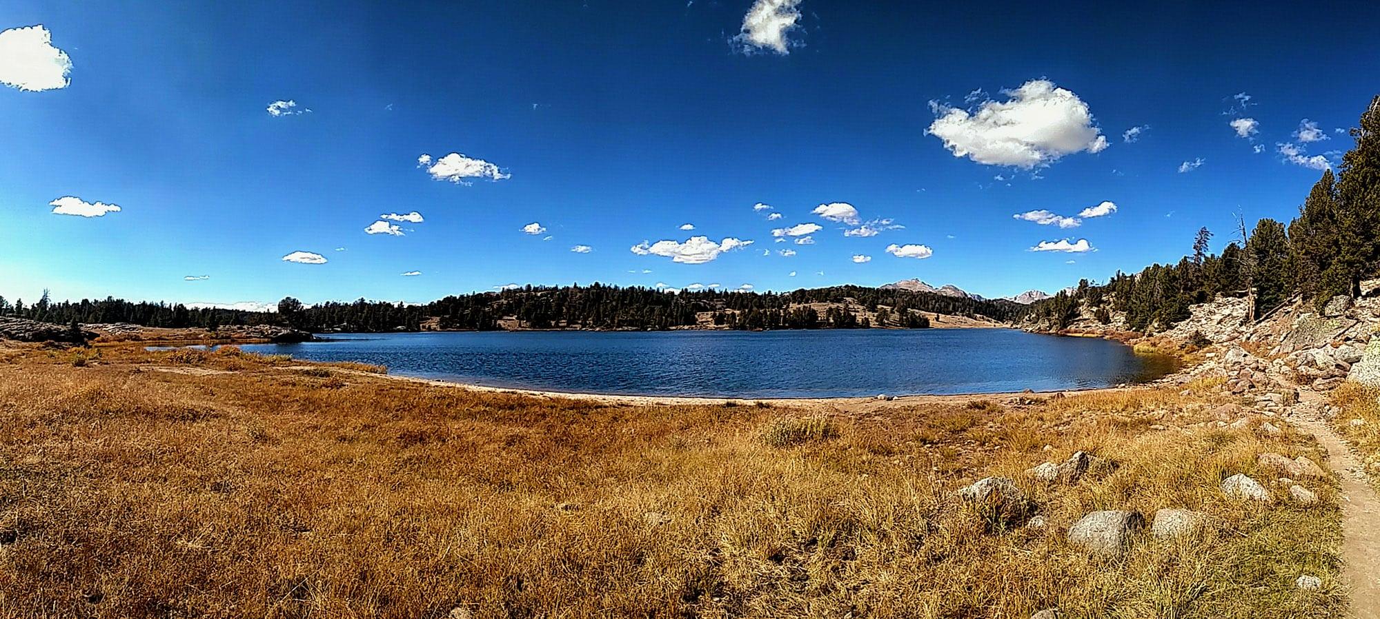 Dads Lake Wyoming