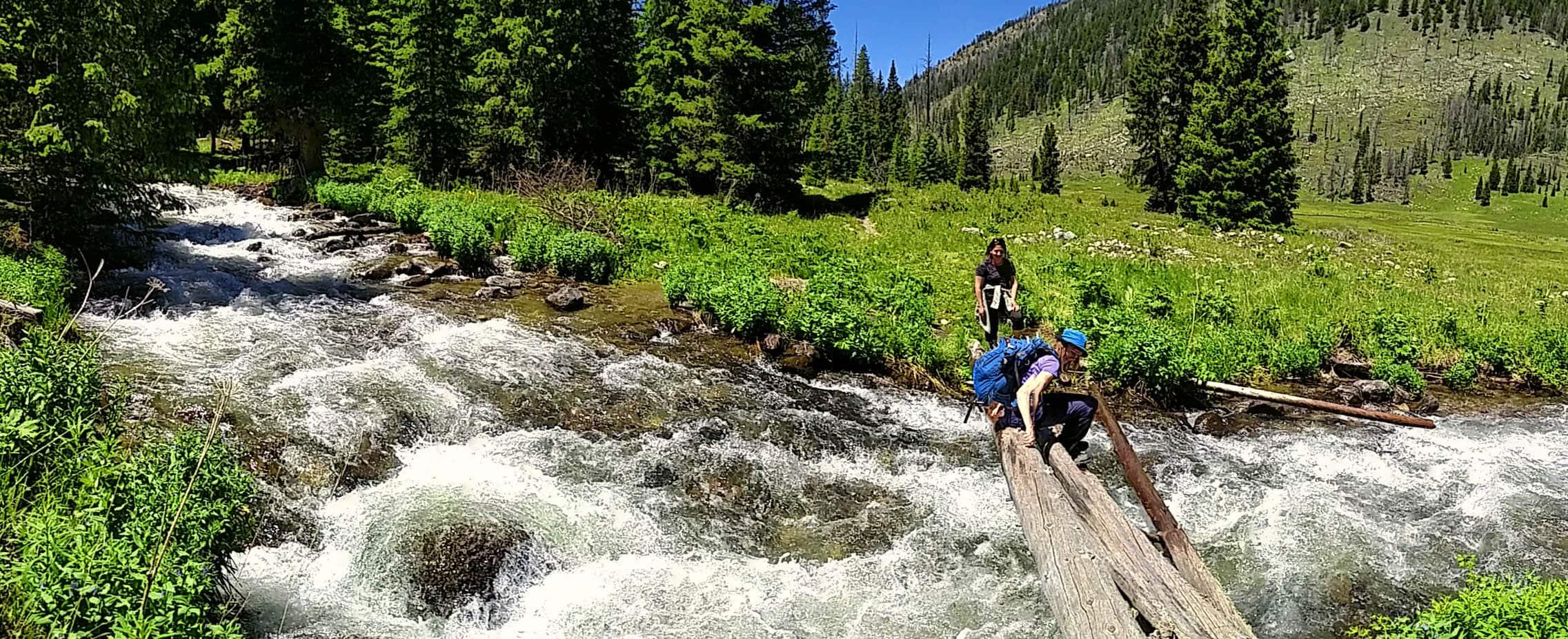 Slide Creek Crossing
