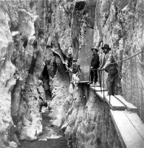 El Caminito del Rey, the early days