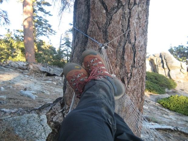 A hammock for an AT thru hike?