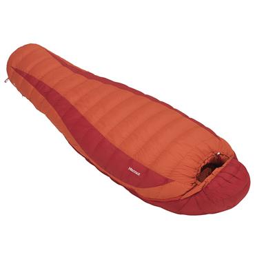 0dce743f844b My Marmot Goose Down Sleeping Bag Keeps Me Warm