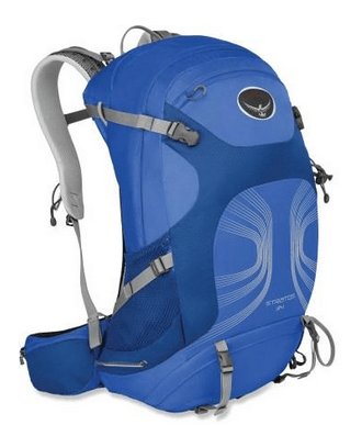 Women's dayhiking backpack