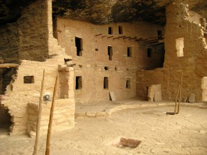 Spruce Tree House, Mesa Verde, Colorado