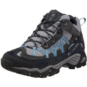 Columbia Ashlane Mid Top Hiking Shoes