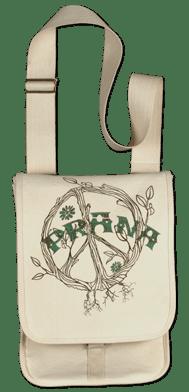 Prana Messenger Bag