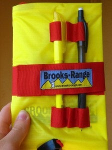 Brooks Range Field Organizer cover