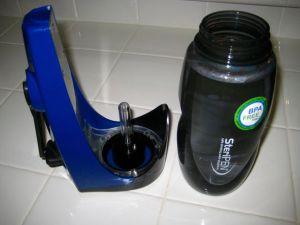 SteriPEN Sidewinder and bottle