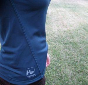 Testing the Haeleum Oretta t-shirt