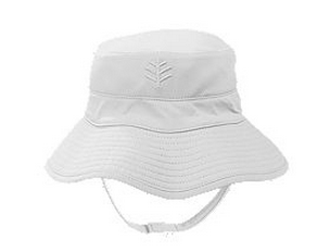 Coolibar Baby Splashy Bucket Hat