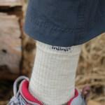 Hiking Lady testing the Injinji Outdoor 2.0 socks
