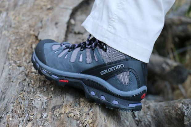 Salomon Quest 4d Women S Hiking Boot Review Hiking Lady