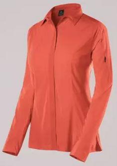 Sierra Designs Womens Long Sleeve Solar Wind Shirt Review