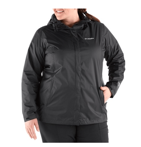 plus sized hiking apparel