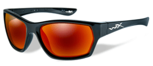 WileyX Moxy Polarized Crimson Mirror Lens Sunglasses