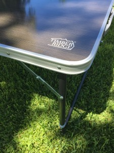 Timber Ridge Portable Camping Table
