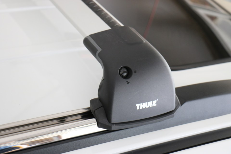 A Thule Roof Rack