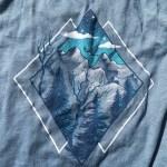 American Backcountry tee design