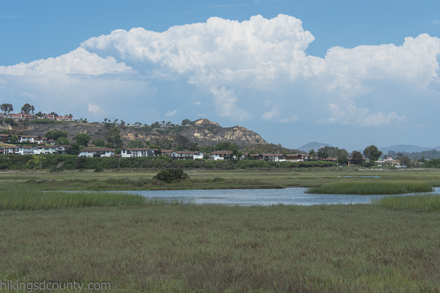 San Elijo Lagoon Ecological Reserve in San Diego
