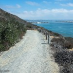 The Bayside Trail at Cabrillo National Monument