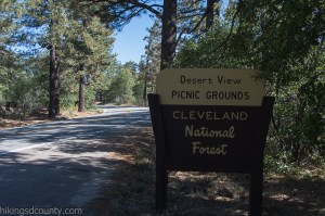 Desert View Picnic Grounds