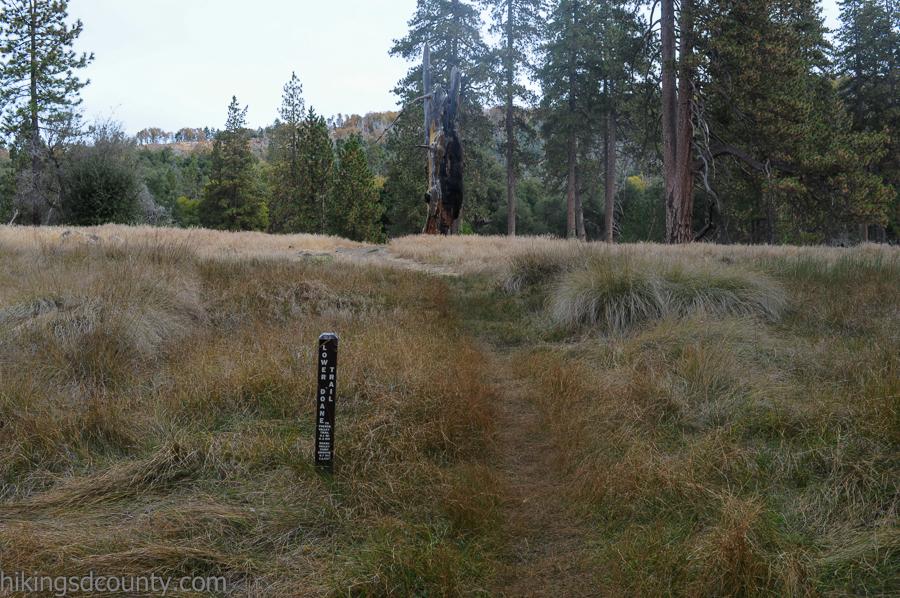 The Lower Doane Trail