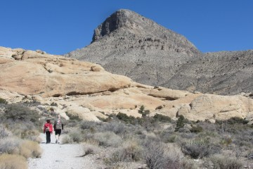 img 0983 Turtlehead Peak (Red Rock Canyon)