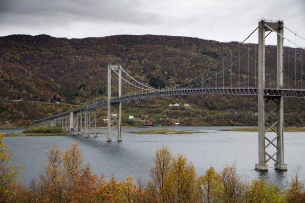 Tjeldsund Bridge (Tjeldsundbrua)