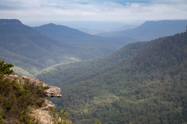 View over Yarrunga Valley