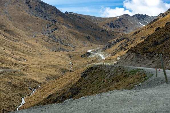The Remarkables Road