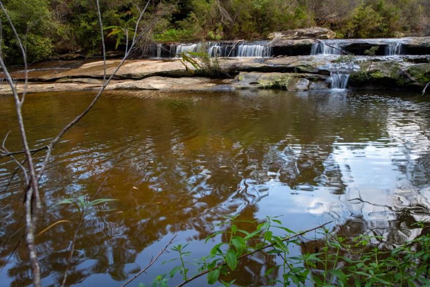 img 1642 lr Lower Gledhill Falls (McCarrs Creek)