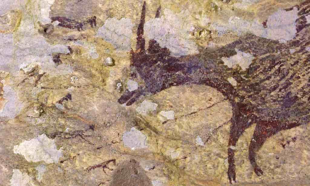 3292 Indigenous Rock Art