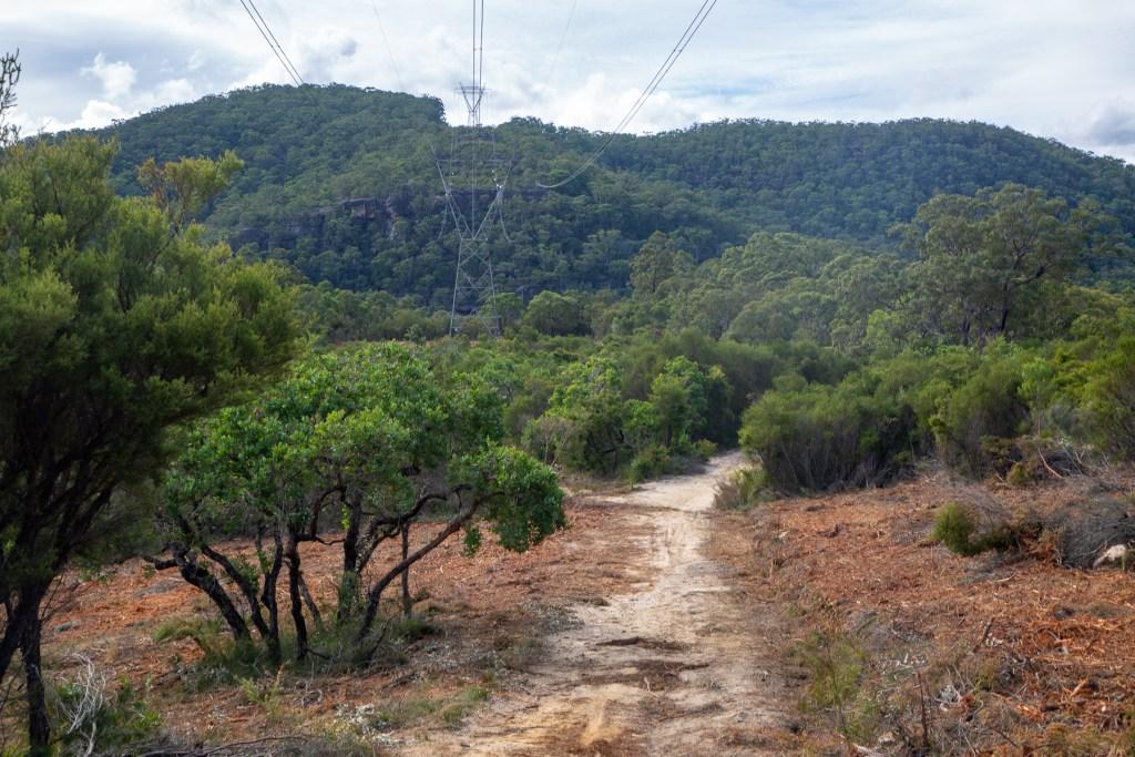 AWAT4355 LR Smugglers Ridge to Marramarra Ridge