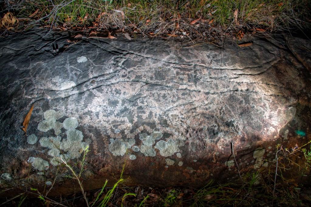 AWAT1216 LR Smiths Creek Engraving Site