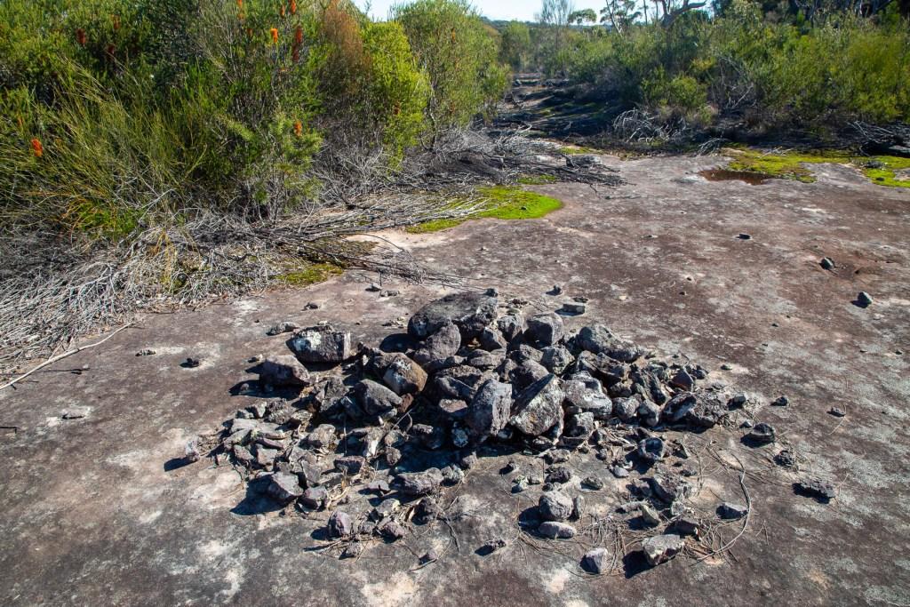 AWAT8977 LR Mount Murray Anderson - Two Deities