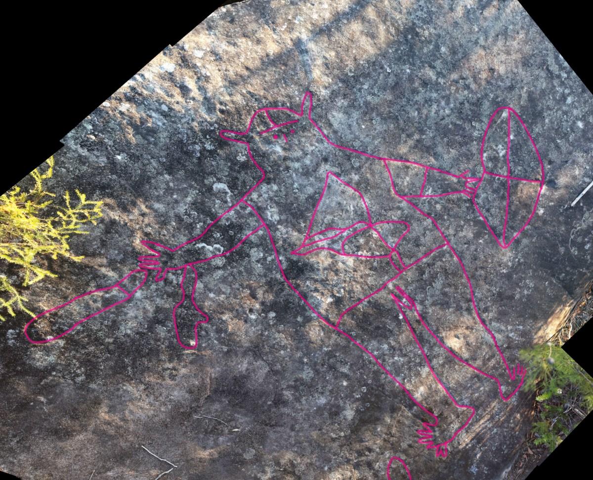 montage2 stitch highlighted LR Smiths Creek Baiame