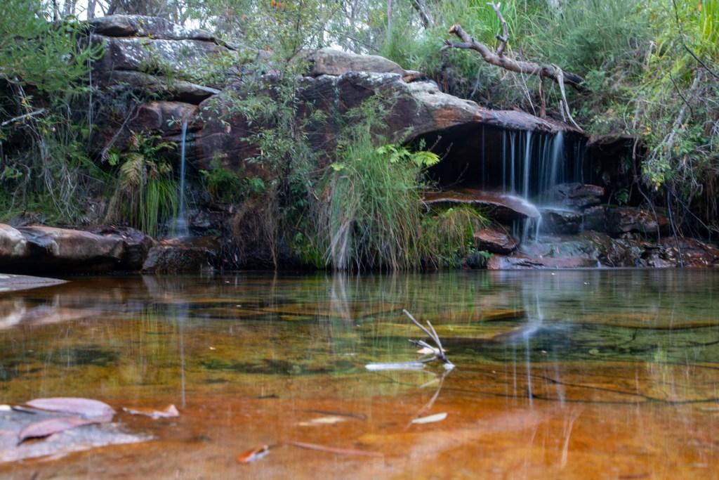 Lovett Bay Falls